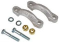 MCK3 MUFFLER CLAMP KIT, for flared exhaust pipe connection