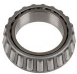 462A-TIM / 195675M1 OUTER BEARING CONE, REAR AXLE (Mfr.#462A)