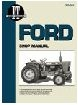 FO-201 Ford Service Manual Compilation