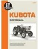 K201 Kubota Tractor Manual Compilation