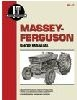 MF27 Massey Ferguson Tractor Manuals
