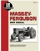 MF43 Massey Ferguson Tractor Manuals