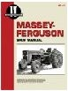 MF36 Massey Ferguson Tractor Manuals