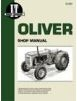 201 Oliver and Cockshutt Tractor Manual Compilation